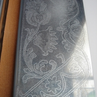 Marc Bricault Custom Etching